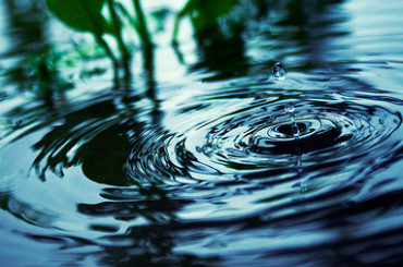 Water ripple - CC / Flickr