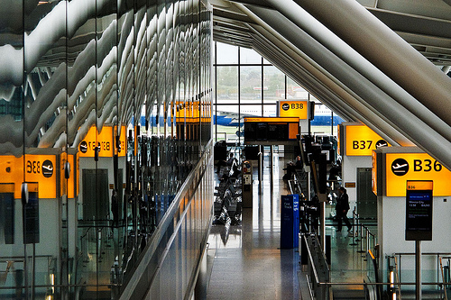 My top, erm, coolest airports…