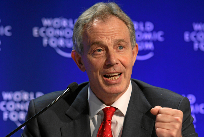 Tony Blair isn't going to get any EU top job. Face it. Move on.
