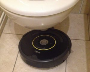 Does Roomba Go From Room To Room