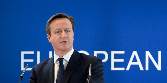 "Cameron's ""proper choice"" in the EU referendum ought to mean there's a third option on the ballot paper"
