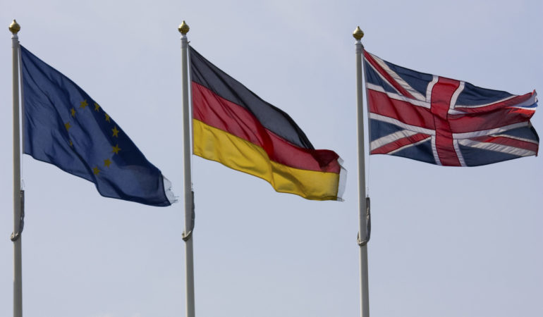 UK – German relations in the context of the UK's EU referendum