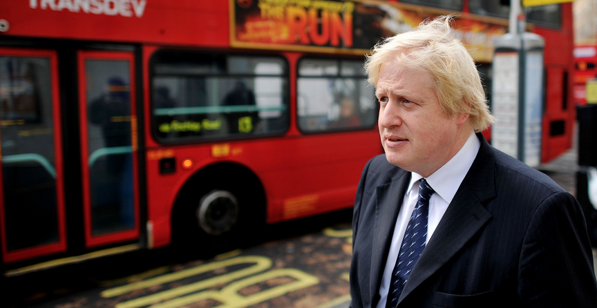 Cover your ears, world – this Boris Johnson as Foreign Minister thing might just prevent Brexit