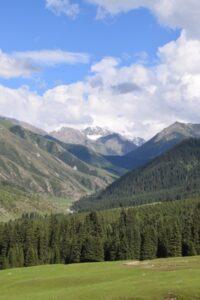 kyrgyzhills