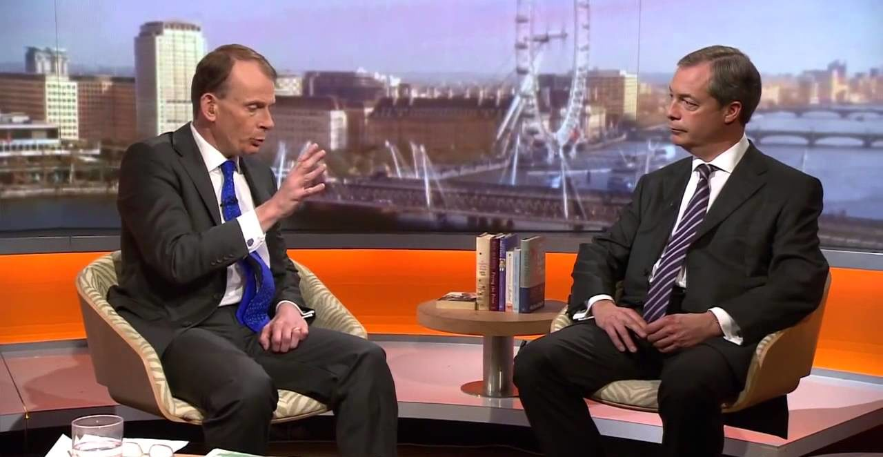 Some further thoughts on Andrew Marr and the Brexit debate