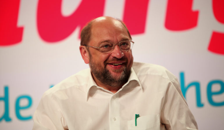 The Martin Schulz bounce