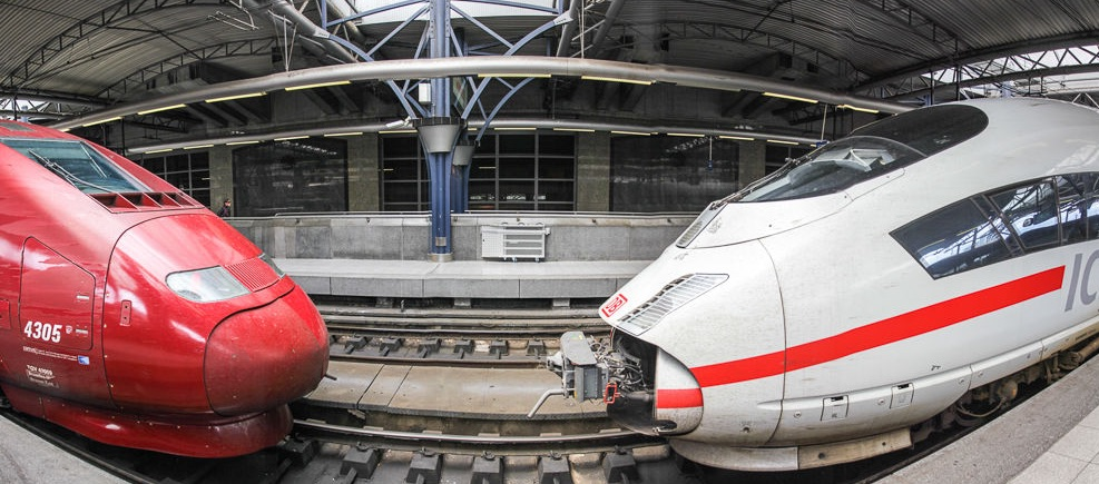 The prerequisites to make a liberalised EU rail market work