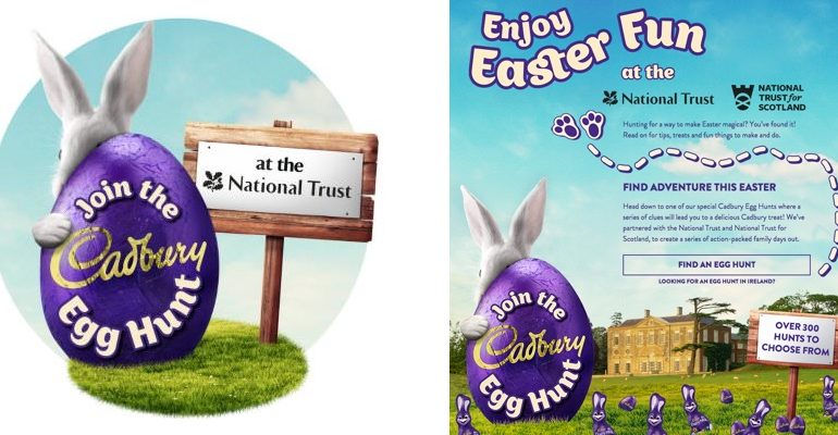 The anatomy of misinformation: Cadbury, the National Trust, and (Easter) Eggs