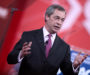 What prompted Farage's conversion to the cause of a second referendum on the UK's EU membership?